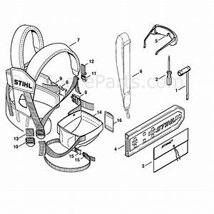 Stihl Ht 101 Pole Pruner  Ht101  Parts Diagram  Tools