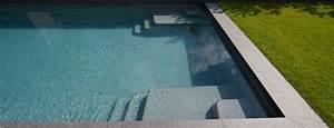 piscine coque double escalier d39angle trainer With escalier d angle piscine beton
