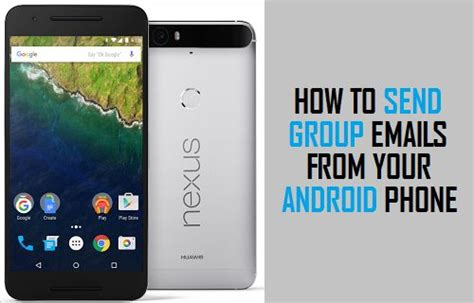 how to send from android how to send emails from your android phone