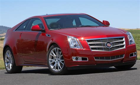 2011 Cadillac Cts Coupe Photo