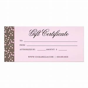 certificate template category page 12 efozacom With free printable hair salon gift certificate template