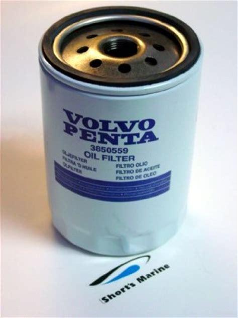 Volvo Pentum 5 7 Fuel Filter by Oem Volvo Penta Filter 3850559 Vol3850559