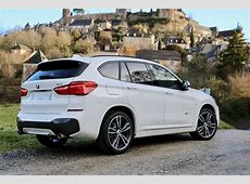 ESSAI BMW X1 25d 231ch M SPORT BVA8 Les automobiles de
