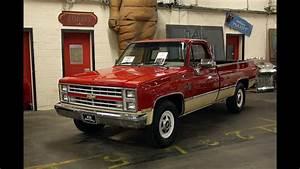 Chevrolet Pickup Truck C20 1985