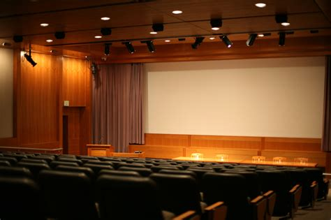 auditorium services hbll