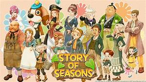 TEST Story Of Seasons Le Nouvel Harvest Moon