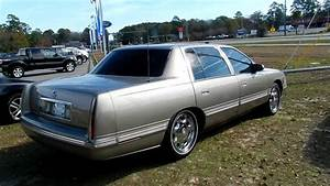 1999 Cadillac Deville Leather Low Miles For Sale Ravenel