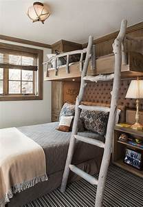 Rustic, Kids, U2019, Bedrooms, 20, Creative, U0026, Cozy, Design, Ideas