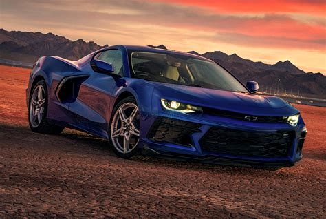 Official: New 2023 Chevrolet Camaro Will Be Mid-Engined ...