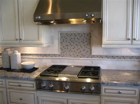 Modern Kitchen Tile Backsplash Ideas Modern Kitchen Backsplash Home Design