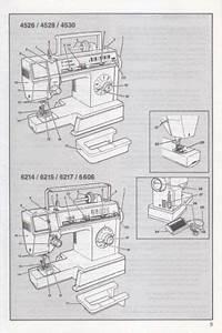 Singer 7015 Sewing Machine Instruction Manual