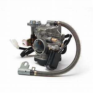 18mm Keihin Cvk Pd18j Carb Carburetor For 50cc 139qmb