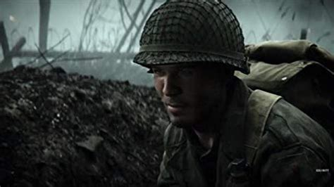 call  duty wwii video game