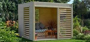 Abri De Jardin Ouvert : abri de jardin en bois mamaisonmonjardin com ~ Premium-room.com Idées de Décoration