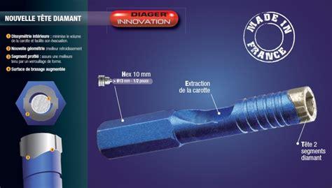 foret diamant pour le percage du carrelage et des gr 233 s ceram blue ceram diam 232 tre 8 de marque diager