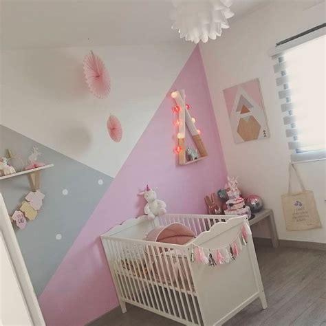 casting deco peinture chambre fille chambre bebe