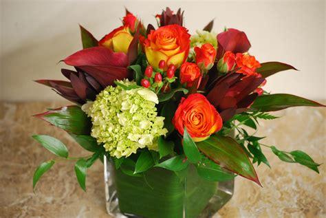 Thanksgiving Flowers Centerpieces