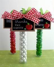 cute teacher christmas gift idea