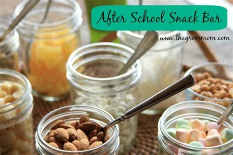 After School Snack Bar