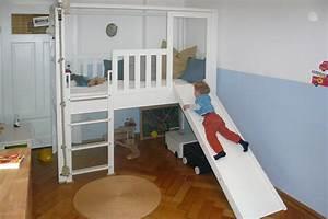 Kinderbett Mit Rutsche : das mitwachsende kinderbett mit rutsche nur bei kinderzimmer ~ Orissabook.com Haus und Dekorationen