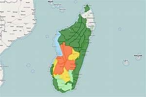 Madagascar - Niveaux d'infestation – Juin 2015 : La FAO en ...