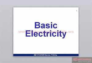 Hyundai Step 1   2007    Basic Electricity