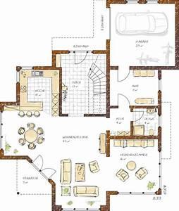Haus Grundrisse Beispiele : einfamilienhaus grundrisse von 150 200 qm ~ Frokenaadalensverden.com Haus und Dekorationen