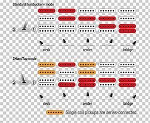 Diagram Of Electric Guitar