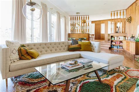 Midcentury Living Room Photos Design Ideas Remodel and