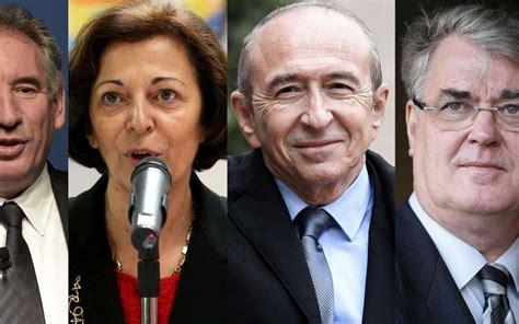 nouveau gouvernement qui sont les principaux favoris sud ouest fr