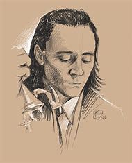 Loki Fan Art Drawings