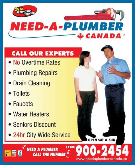 plumber canada edmonton ab    st nw