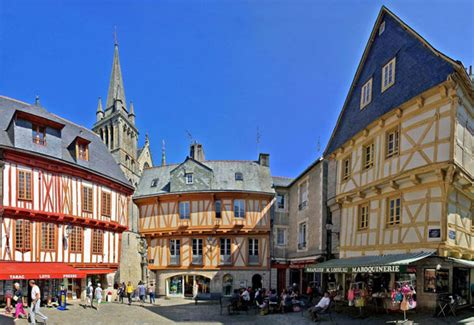 7 Janine Place What To See And Do In Vannes Brittany France The Good