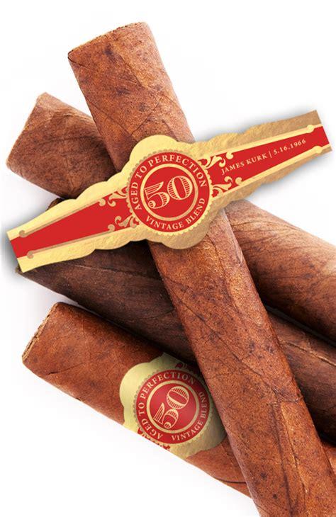 cigar label template custom cigar bands