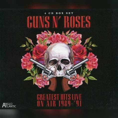 Greatest Hits Live On Air 1989-'91 (cd2)
