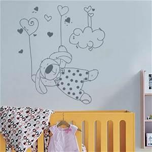 Sticker Chambre Bebe : stickers decoratifs chambre enfant stickers citation enfant ~ Melissatoandfro.com Idées de Décoration