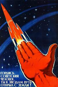 How Sci-Fi Propaganda Art Influenced The US and Soviet ...