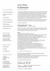 It cv template cv library technology job description for It cv template