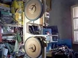 Scie à Ruban : scie a ruban fait maison youtube ~ Edinachiropracticcenter.com Idées de Décoration