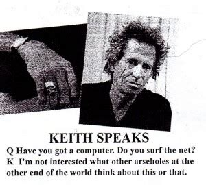 keith richards famous quotes quotesgram