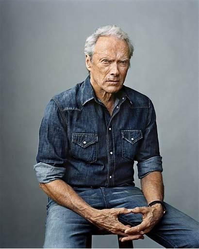 Eastwood Clint Martin Schoeller Portraits 2009
