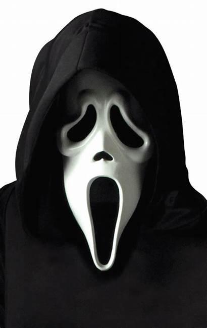 Scream Mask Ghostface Movie Scary Horror Halloween