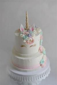 Lizzie's Unicorn Birthday Cake The Couture Cakery
