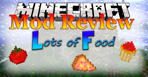 mod鑞es cuisine lots of food mod review 1 7 10 1 7 2 1 6 4 all current recipes