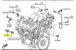 Mazda 6 V6 3 0l Engine Diagram