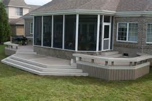 composite deck builder trex azak casa decks 757