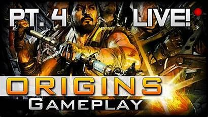 Bo2 Origins Zombies Ops Gameplay