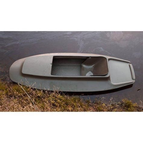 Layout Duck Boat by Duck Buster Fiberglass Layout Boat