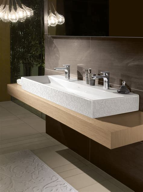 villeroy and boch bathroom vanity sleek bathroom collection focusing on the essential memento by villeroy boch freshome