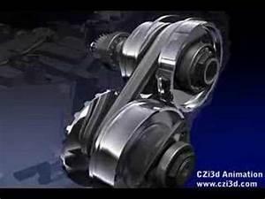 Dodge CVT Animation YouTube